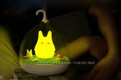 Ночник Тоторо, Лампа Тоторо, Ночной светильник Totoro