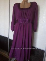 Платье Boden. 54р. Шелкхлопок