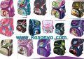 Рюкзак ранец каркасный ортопедический для мальчиков и девочек Чехия CLASS