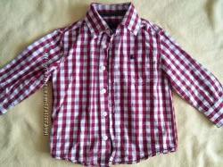 Рубашка мальчику Rebel