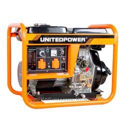 Дизельный генератор United Power DG5500SЕ 5 кВт