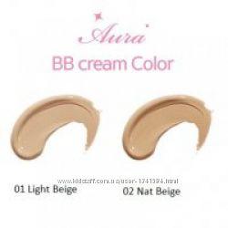 BB, CC, DD крема от известных корейских брендов, пробники