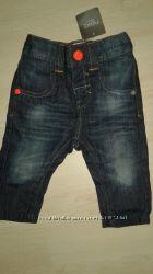 Новые джинсики Next на 6-9 месяцев.