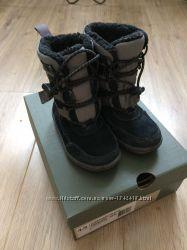 Термосапожки Timberland 12. 8 см стелька