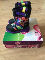 Сапоги Stride Rite Girls Made 2 Play Sneaker Boot, 14. 5 см