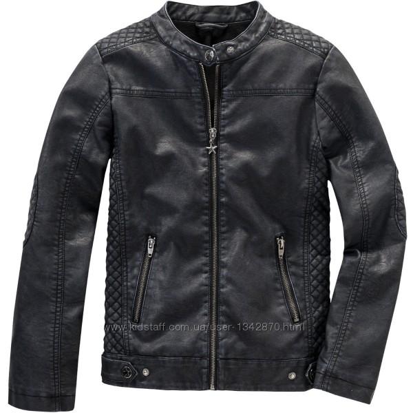Куртка , кожаночка , эко кожа,  146   р YiggaTopolino