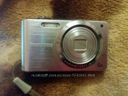 фотоаппарат  samsung zoom lens PL80.
