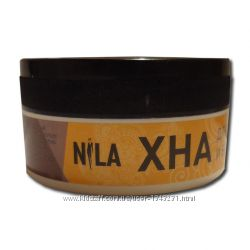 Хна для бровей NILA, 20 г - черная и коричневая