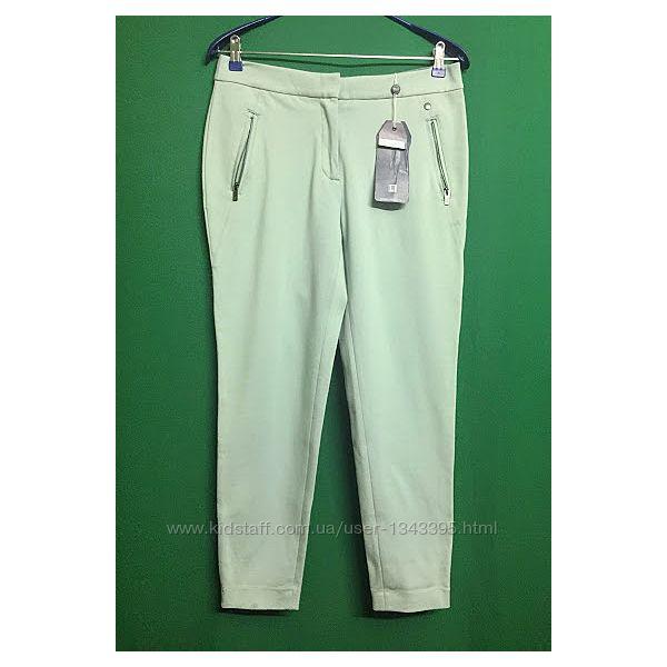 Брендовые Итальянские Трикотажные укороченные Брюки бренда Garcia Jeans