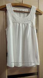 Невесомая блуза из вискозы ONLY