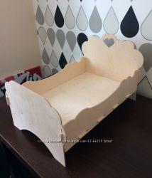 Кукольная кроватка для кукол baby born baby annabell
