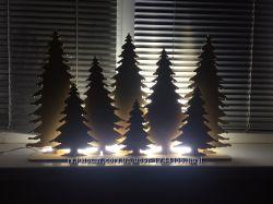Декор для новогодних праздников