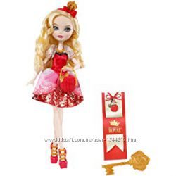 Кукла Ever After High First Chapter Apple White Doll