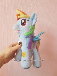Мягкая игрушка My Little Pony принцесса Селестия, Рейнбоу Деш