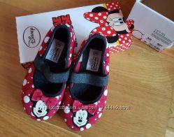 Тапочки Minnie Mouse 16, 5 см