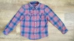 Фланелевая рубашка Tchibo для девочек и мальчиков