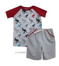 Стильный комплект футболка и шорты More Kids 80-86-92-98-110