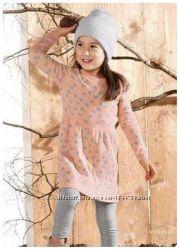 Мягусенькое тёплое платье Lupilu 86-92 98
