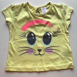 Трикотажна футболка від Baby Club 62-68-74