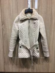 Стеганая куртка на весну-осень
