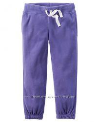 Флисовые штаны и худи  Carters 8t