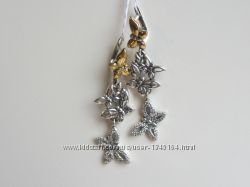 Сережки Еліна, срібло 925