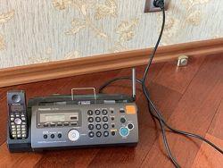 факс Panasonic KX-FC228 телефон