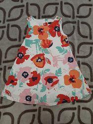 Платье для девочки на 2-4г