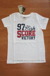 Трикотажная футболка для мальчика на рост 110 см, Венгрия