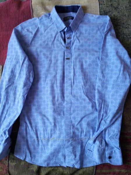 Модная рубашка подростку