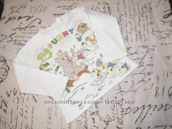 Красочный реглан на малыша, Турция, р 74-80