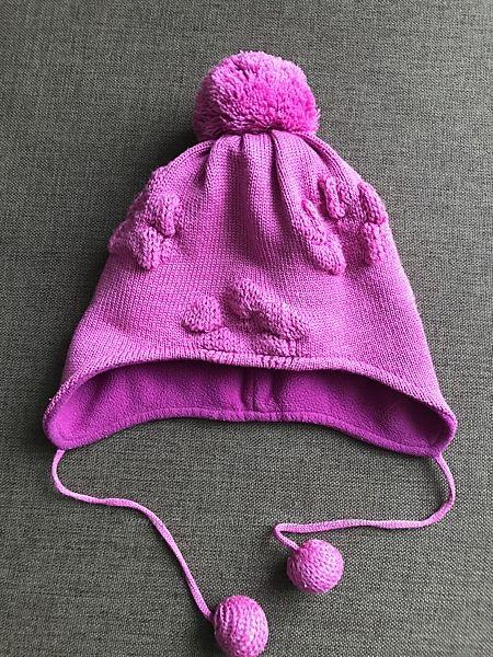 Зимняя шапочка Lenne