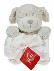 Подарунковий комлект-пдед і м&acuteяка іграшка