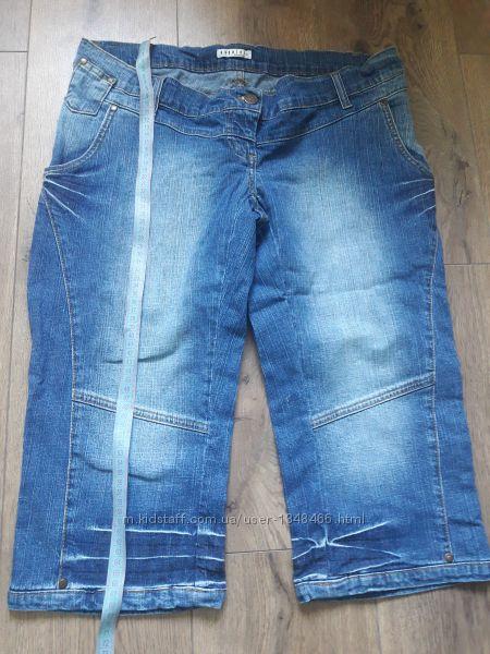 Шорты джинсовые для беременной