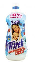 Ополаскиватель-концентрат Wirek Soft 2 л.