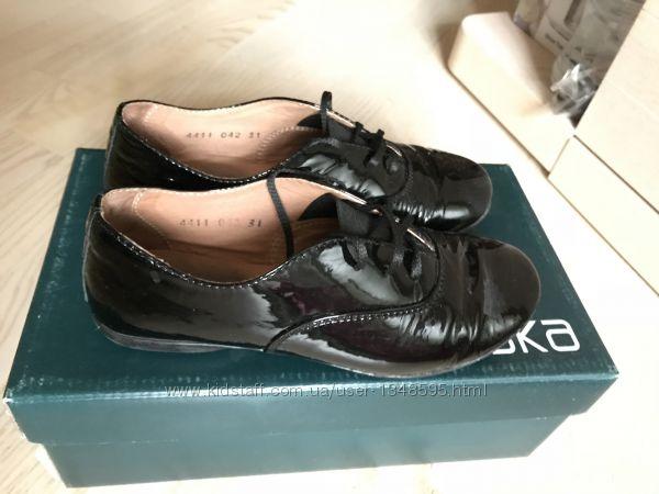 Туфли Braska 31 размер на девочку