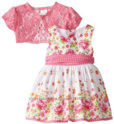 Нарядное фирменное платье 2 года Youngland