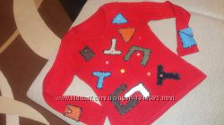 Модный стильный свитер 48-50р. L-XL