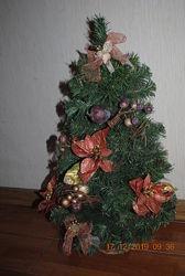 Новогодняя елка высота 60 см