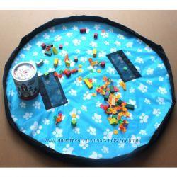 Коврики органайзеры для игрушек экстра плотный , разные цвета