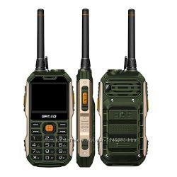 Защищенный телефон Grsed E8800 IP67 PTT рация