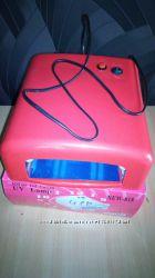 Ультрафиолетовая лампа для сушки гель-лака, 36W