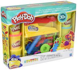 Набор для лепки Play Doh Fun Factory Delux