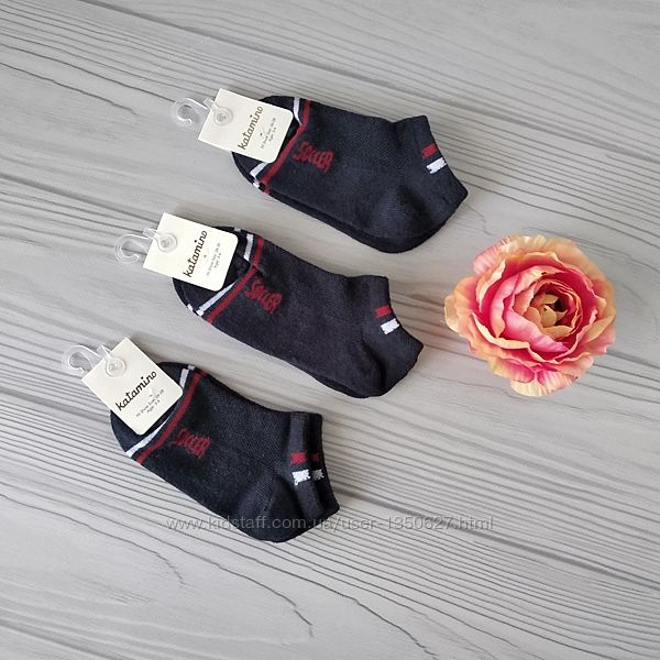 Короткие носки в сеточку на мальчиков, Турция