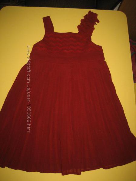 святкове платтячко для дівчинки