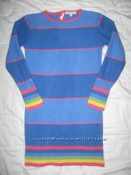 Трикотажные платья на девочку 5-6 лет