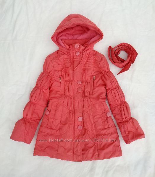 Куртка деми Donilo на рост 134 см для девочки на осень