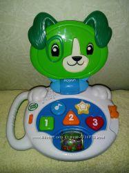 Компьютер детский обучающий leap frog scout