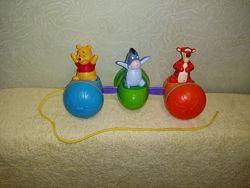 Каталка Винни-Пух Tomy  Disney