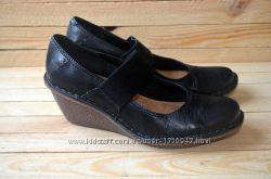 Clarks artisan туфли натуральная кожа